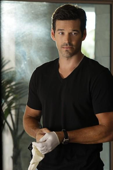 Eddie Cibrian on CSI: Miami