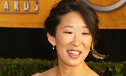 Sandra Oh Leaves Mark on Co-Stars