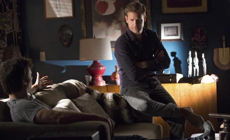 Total Best Friends - The Vampire Diaries Season 6 Episode 10