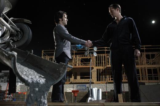 Season 3 Finale Scene