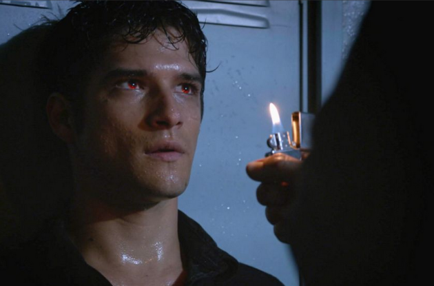 Captured Scott - Teen Wolf Season 4 Episode 9