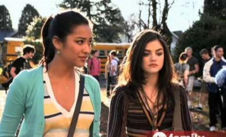 Pretty Little Liars Clip