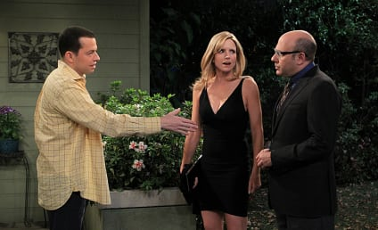Two and a Half Men Review: Girl Problems
