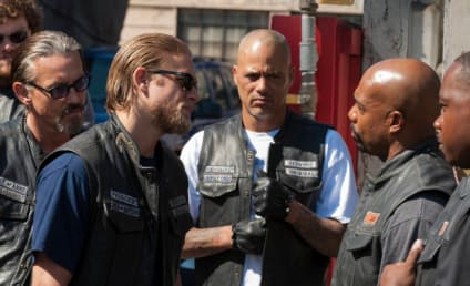 Sons of Anarchy Review: Who the Hell is He?
