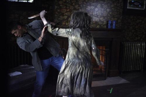 Dean Versus the Ghost