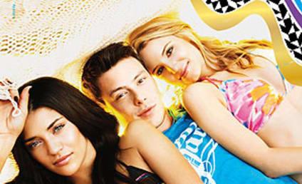 Glee Cast Meets Gossip Girl Fashion in Op Photo Op