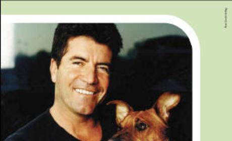 Simon Cowell: New PETA Spokesperson