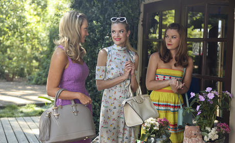 Girl Time - Hart of Dixie Season 4 Episode 3