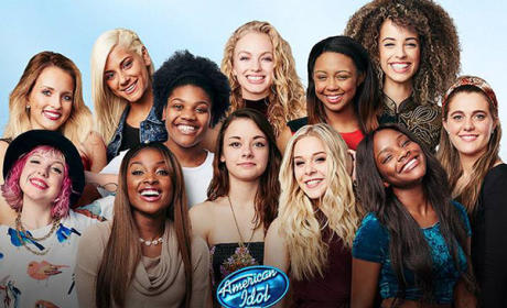American Idol Season 14: Top 8 Girls Perform!