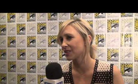 Vera Farmiga Comic-Con Interview