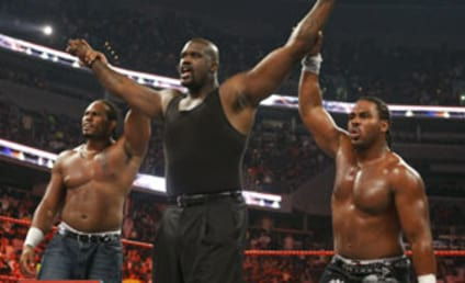 WWE Raw Results: 7/27/09