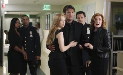 Castle Season Premiere Pics: The Fate of Beckett