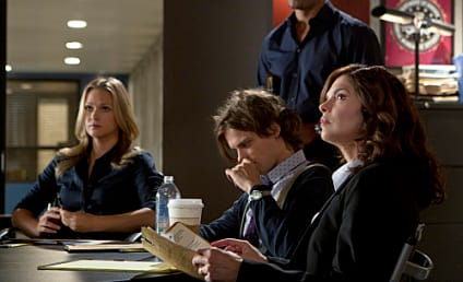 Criminal Minds Season 8 Premiere Promo: Welcome, Jeanne Tripplehorn!