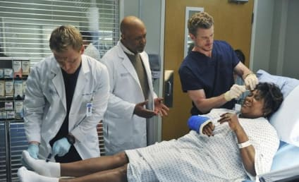 """Grey's Anatomy Music From """"Not Responsible"""""""