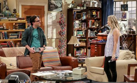 Leonard and Penny Make Plans - The Big Bang Theory Season 10 Episode 6
