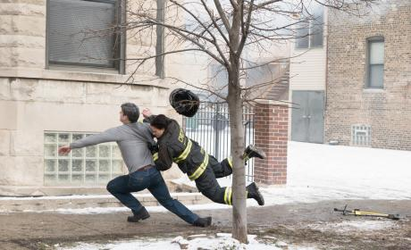 Kidd in Action - Chicago Fire Season 4 Episode 15