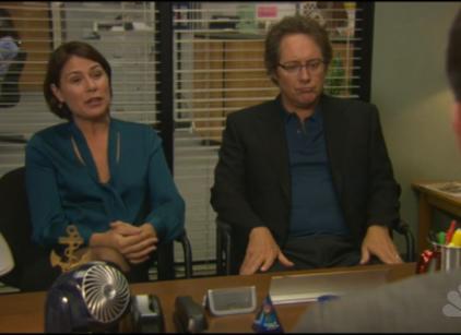 Watch The Office Season 8 Episode 9 Online