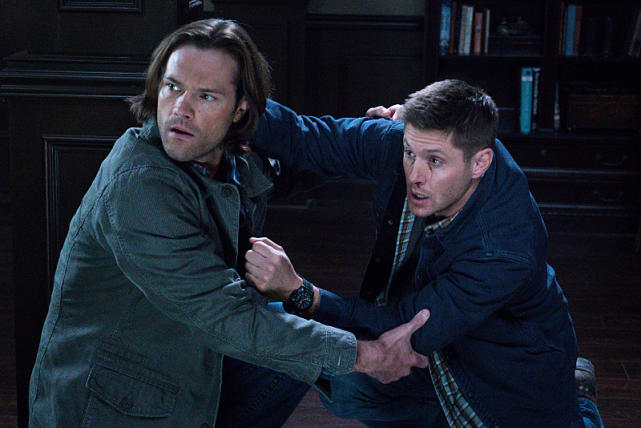 The mysterious song supernatural