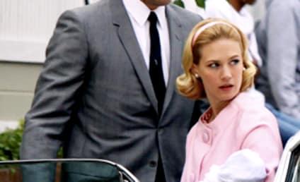 Jon Slattery on Mad Men Season Three: Be Very Afraid!