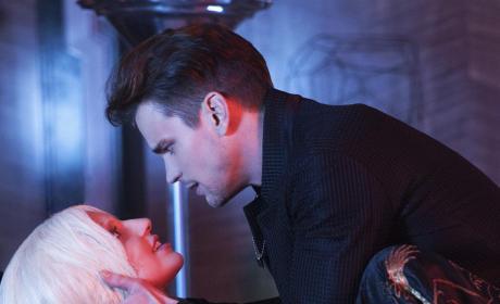 Matt Bomer and Lady Gaga - American Horror Story Season 5 Episode 2
