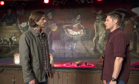 Sam vs. Dean - Supernatural Season 10 Episode 23