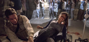 The 100 Season 2 Episode 16 Review: Blood Must Have Blood, Part Two