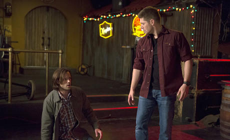Sam Goes Down - Supernatural Season 10 Episode 23