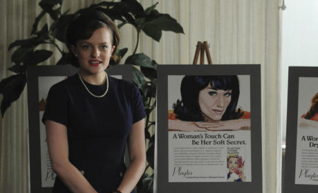 "Mad Men Review: ""Chinese Wall"""