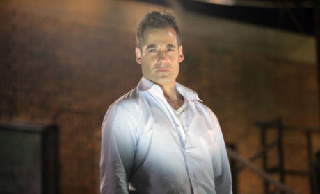 Tim Kring and Adrian Pasdar Bid Farewell to Nathan Petrelli