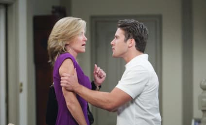 Days of Our Lives Photo Gallery: JJ and Eve Get Rough