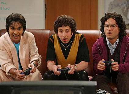 Watch The Big Bang Theory Season 3 Episode 22 Online