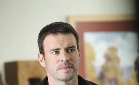 Scott Foley on Grey's