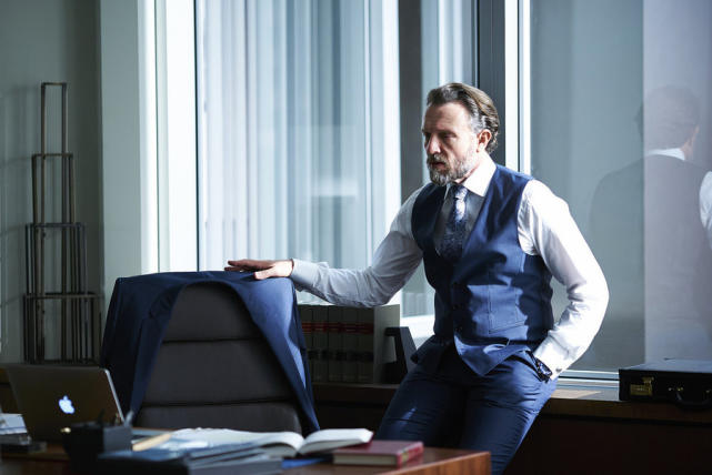 """Suits Photos From """"Hitting Home"""""""