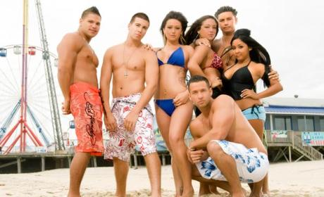 Jersey Shore Renewed For Season Two