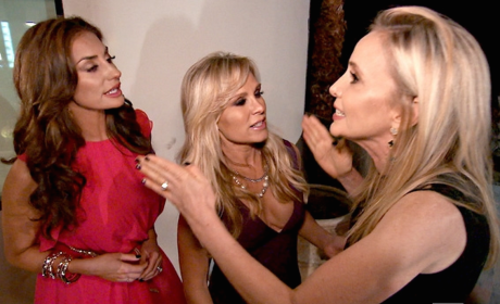 The Real Housewives of Orange County Review: Housewives Divided