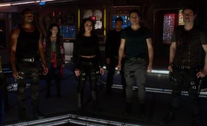 Dark Matter: Cast Members Talk Season 2, New Characters