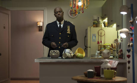 Captain Holt Photo