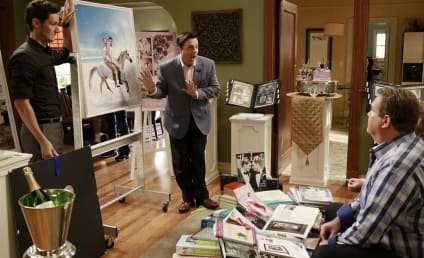 Modern Family Review: A New Manny