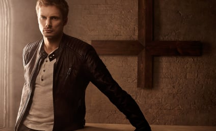 Damien Q&A: Bradley James Talks About Damien's Humanity, Ominous Destiny