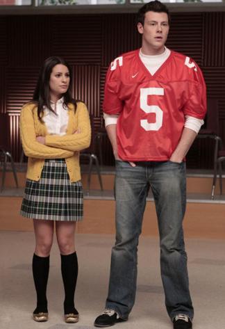 Rachel and Finn