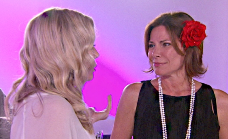 The Real Housewives of New York City Review: Horror Show in the Hamptons