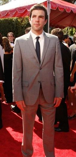 Quinto at the Emmys