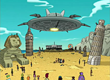 Watch Futurama Season 2 Episode 3 Online