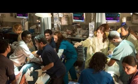 Code Black First Look Trailer