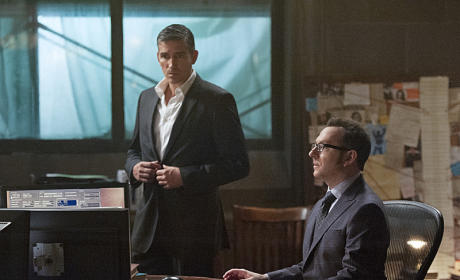 Person of Interest Review: Lawyer Love