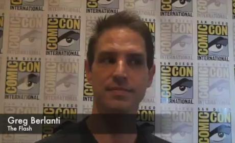Greg Berlanti Talks The Flash