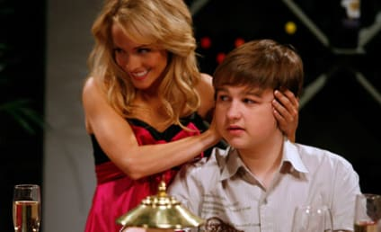 "Two and a Half Men Recap: ""David Copperfield Slipped Me a Roofie"""