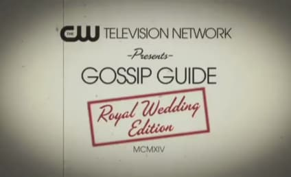 Gossip Girl 100th Episode Teaser: A Wedding Primer