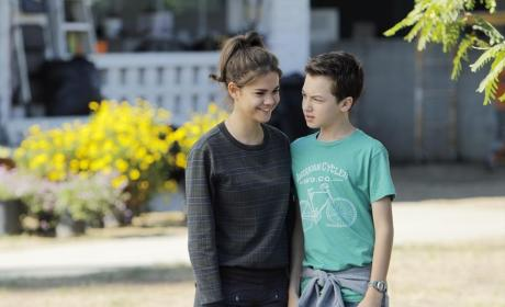 Keeping a Secret - The Fosters