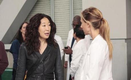 A Teddy and Cristina Pic